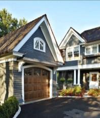 Inspiring Home Garage Door Design Ideas Must See29