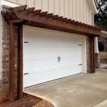 Inspiring Home Garage Door Design Ideas Must See34