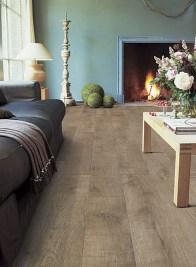 Inspiring Rustic Wooden Floor Living Room Design03