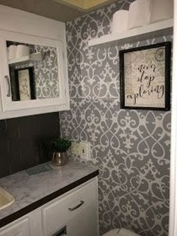 Inspiring Rv Bathroom Makeover Design Ideas13