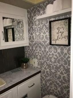 Inspiring Rv Bathroom Makeover Design Ideas13