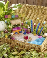 Stunning Fairy Garden Miniatures Project Ideas03