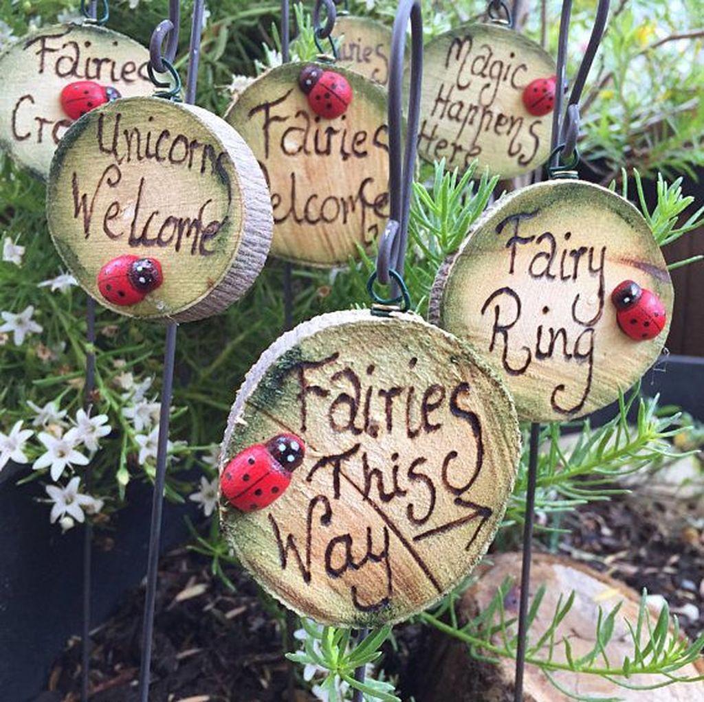Stunning Fairy Garden Miniatures Project Ideas04