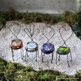 Stunning Fairy Garden Miniatures Project Ideas32