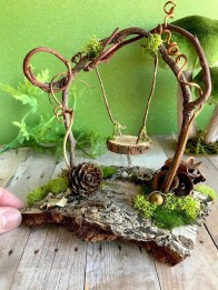 Stunning Fairy Garden Miniatures Project Ideas35