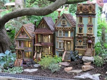 Stunning Fairy Garden Miniatures Project Ideas44