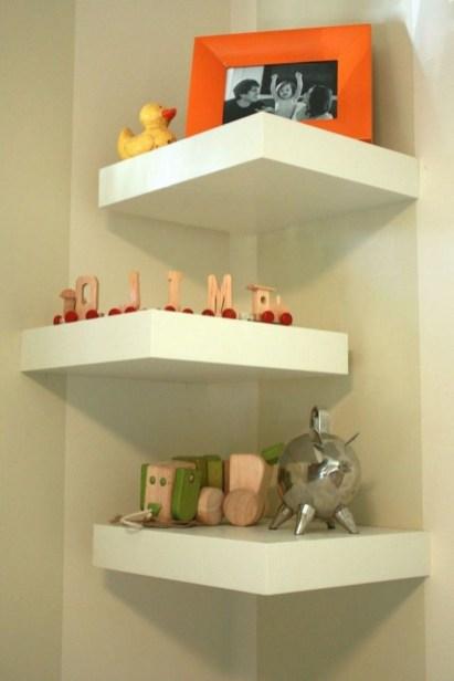 Amazing Diy Floating Wall Corner Shelves Ideas07