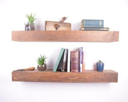 Amazing Diy Floating Wall Corner Shelves Ideas30
