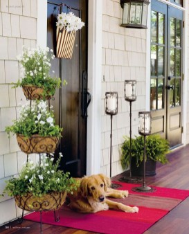 Awesome Front Door Planter Ideas07