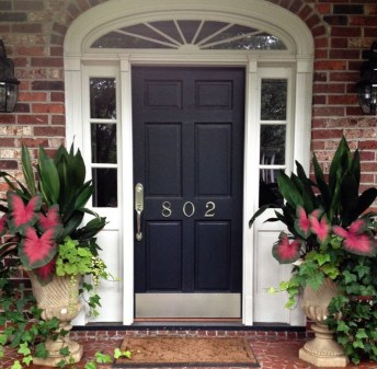 Awesome Front Door Planter Ideas09