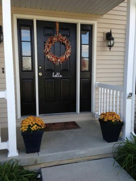Awesome Front Door Planter Ideas39