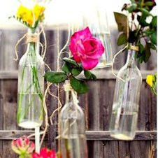 Awesome Ideas To Make Glass Jars Garden For Your Home Decor16