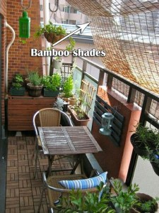 Awesome Small Balcony Garden Ideas29