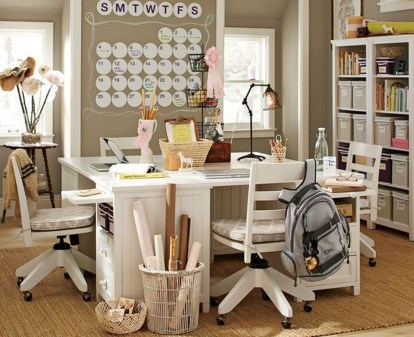Awesome Study Room Ideas For Teens01