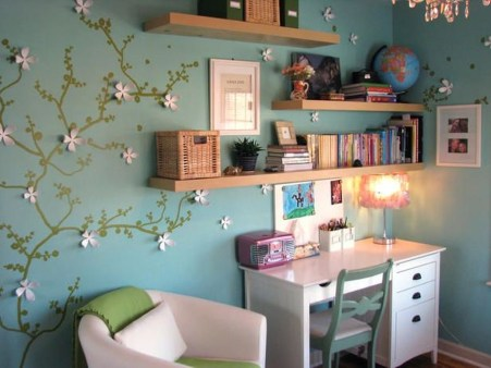 Awesome Study Room Ideas For Teens03
