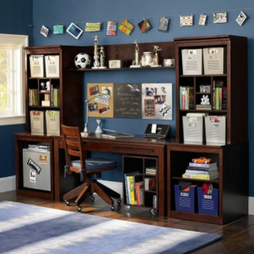 Awesome Study Room Ideas For Teens08