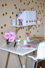 Awesome Study Room Ideas For Teens13