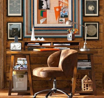 Awesome Study Room Ideas For Teens17
