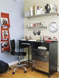 Awesome Study Room Ideas For Teens30