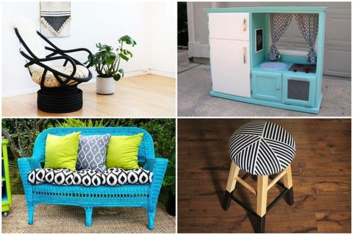 Awesome Upcycling Furniture Ideas Must See46