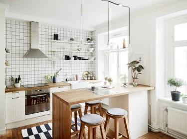 Brilliant Small Apartment Kitchen Ideas10