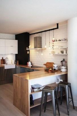 Brilliant Small Apartment Kitchen Ideas15