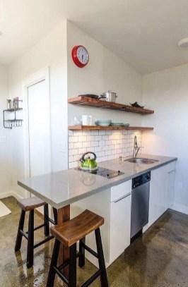 Brilliant Small Apartment Kitchen Ideas17