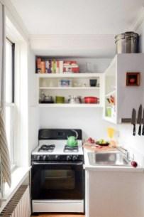 Brilliant Small Apartment Kitchen Ideas23
