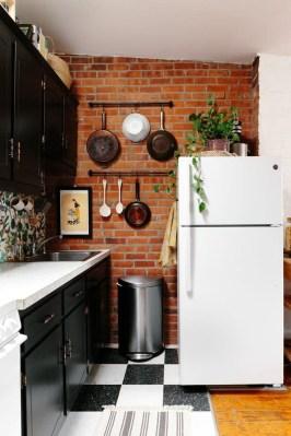 Brilliant Small Apartment Kitchen Ideas24