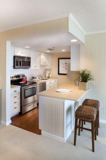 Brilliant Small Apartment Kitchen Ideas35