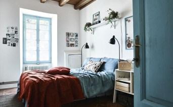 Elegant White Themed Bedroom Ideas22