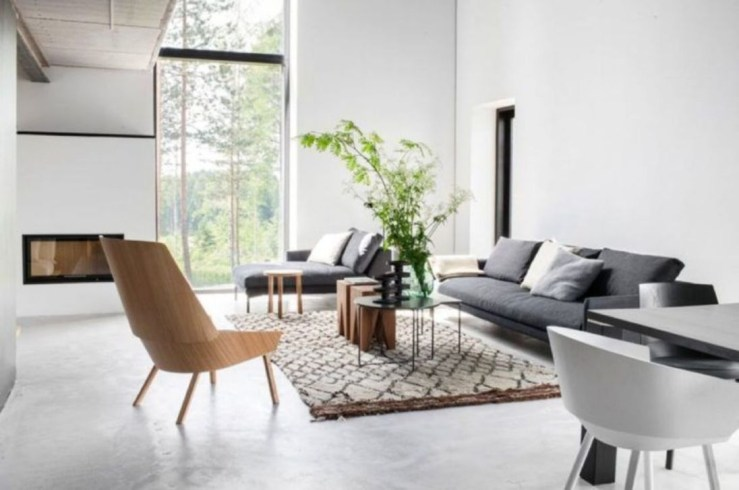 Fabulous Modern Minimalist Living Room Ideas18