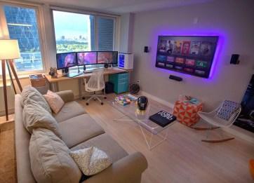 Fabulous Modern Minimalist Living Room Ideas32