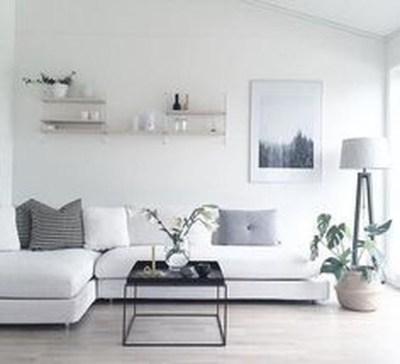 Fabulous Modern Minimalist Living Room Ideas37