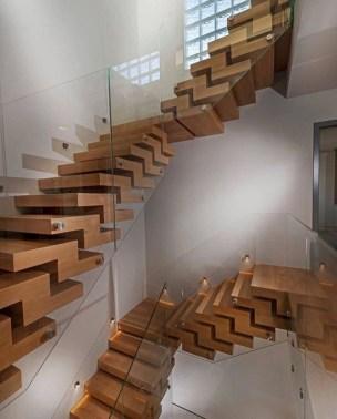Inspiring Modern Staircase Design Ideas09