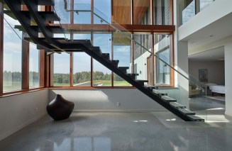 Inspiring Modern Staircase Design Ideas17