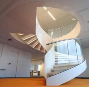 Inspiring Modern Staircase Design Ideas32
