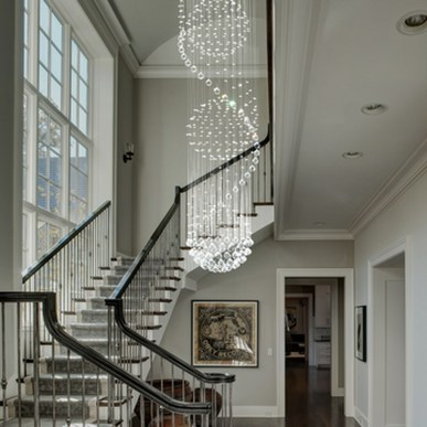 Inspiring Modern Staircase Design Ideas34