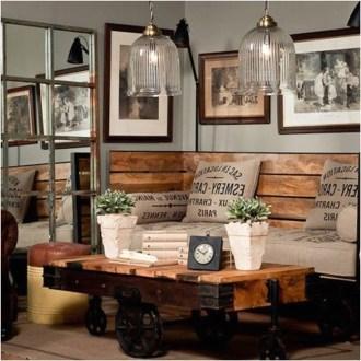 Inspiring Rustic Livingroom Decorations Home06