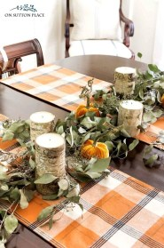 Inspiring Thanksgiving Centerpieces Table Decorations02