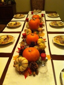 Inspiring Thanksgiving Centerpieces Table Decorations05
