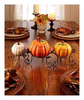 Inspiring Thanksgiving Centerpieces Table Decorations06
