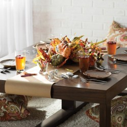 Inspiring Thanksgiving Centerpieces Table Decorations19