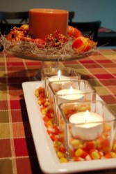 Inspiring Thanksgiving Centerpieces Table Decorations23