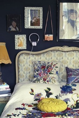 Inspiring Vintage Bohemian Bedroom Decorations27