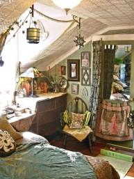 Inspiring Vintage Bohemian Bedroom Decorations33