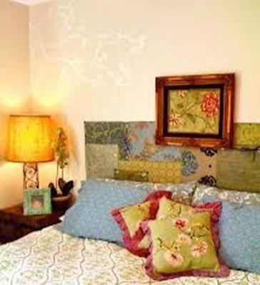 Inspiring Vintage Bohemian Bedroom Decorations36