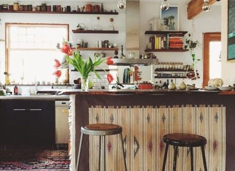 Lovely Rustic Western Style Kitchen Decorations Ideas 01