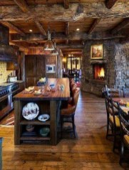 Lovely Rustic Western Style Kitchen Decorations Ideas 12