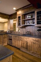 Lovely Rustic Western Style Kitchen Decorations Ideas 14